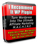 I Recommend It wordpress Plugin