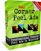 Thumbnail Easy Corner Peel Ads Blogs and Websites