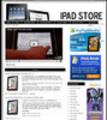 Ipad Pre-Loaded Website