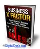 Thumbnail Business X Factor