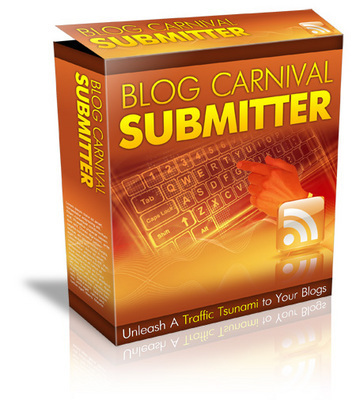 Product picture Wordpress Blog Carnival Submitter