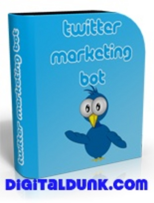 Product picture Twitter Marketing Bot