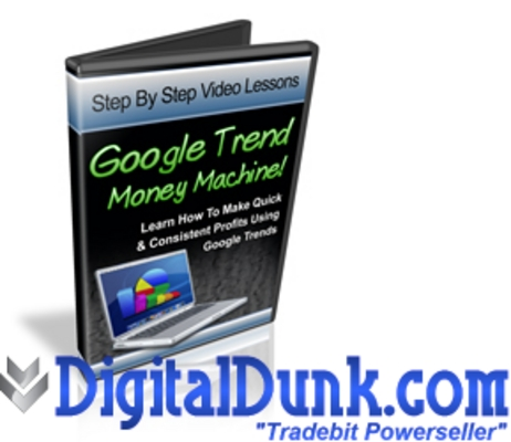 Product picture Google Trend Money Machine