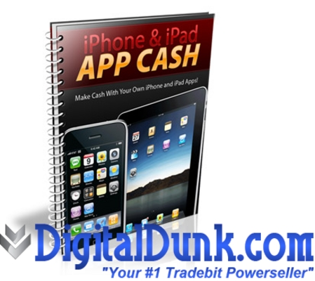 Product picture iPhone & iPad App Cash