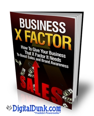Product picture Business X Factor