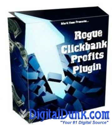 Product picture Rogue Clickbank Profits Plugin