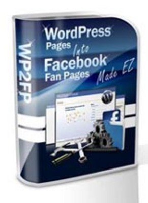 Product picture WordPress Page To Facebook Fan Page Plugin