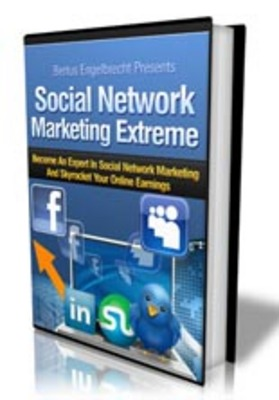 Product picture Social Network Marketing Extreme