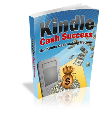Product picture Kindle Cash Success Comes With Master