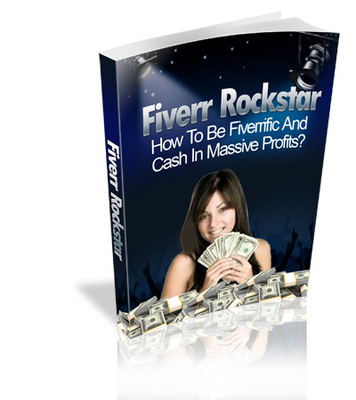 Product picture Fiverr Rockstar Comes with Master Resale Rights!