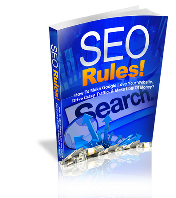 Product picture SEO Rules Master Resale Rights!