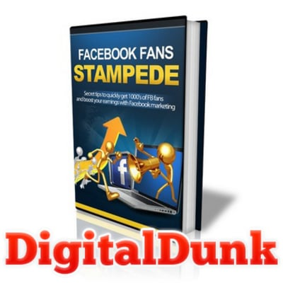 Product picture Facebook Fans Stampede Master Resale Rights!
