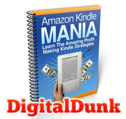 Product picture Amazon Kindle Mania - Learn The Amazing Profit Making Kindle