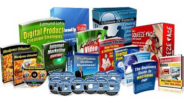 Product picture Private Label Rights & Master Resell Rights Monthly package